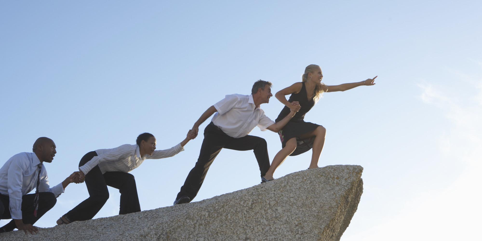 Coaching van leiders en directeuren